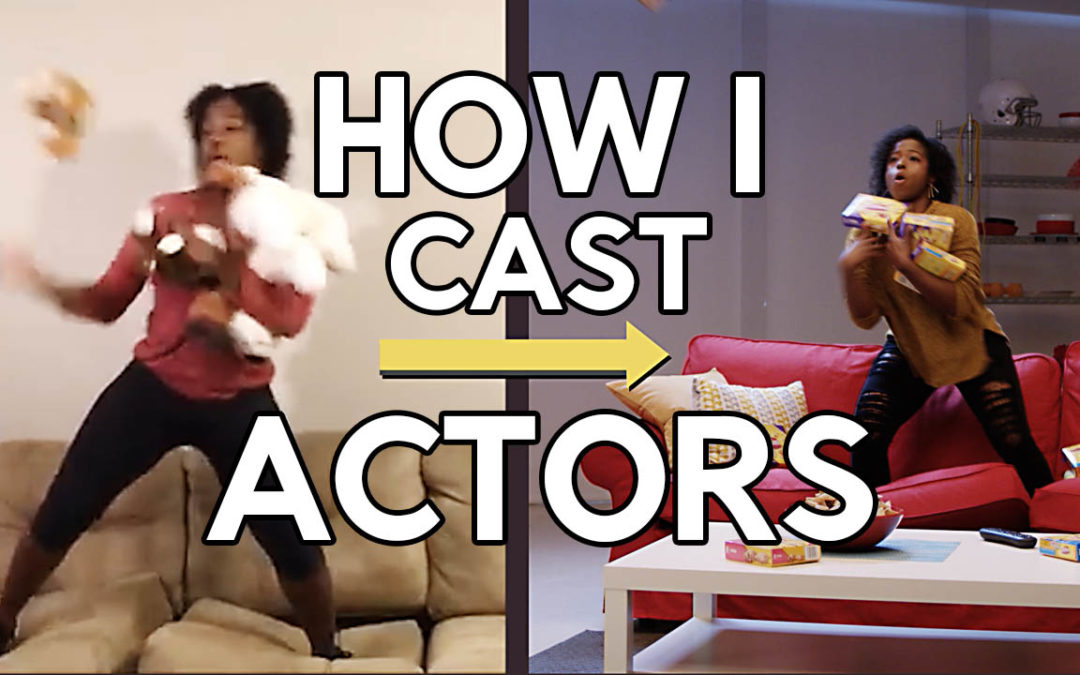How I Cast Actors