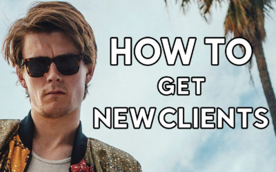 One simple way to get new clients