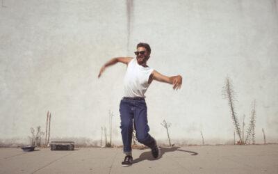 Dancing for Cash with Garrett Gooch