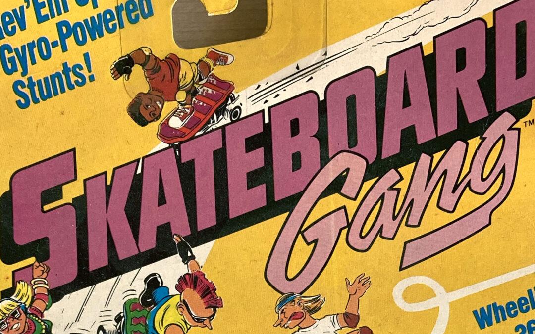 My Own Skateboard Gang